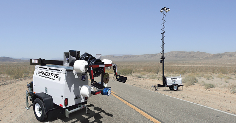 Portable Cctv Trailer : Absolute surveillance critical infrastructure systems